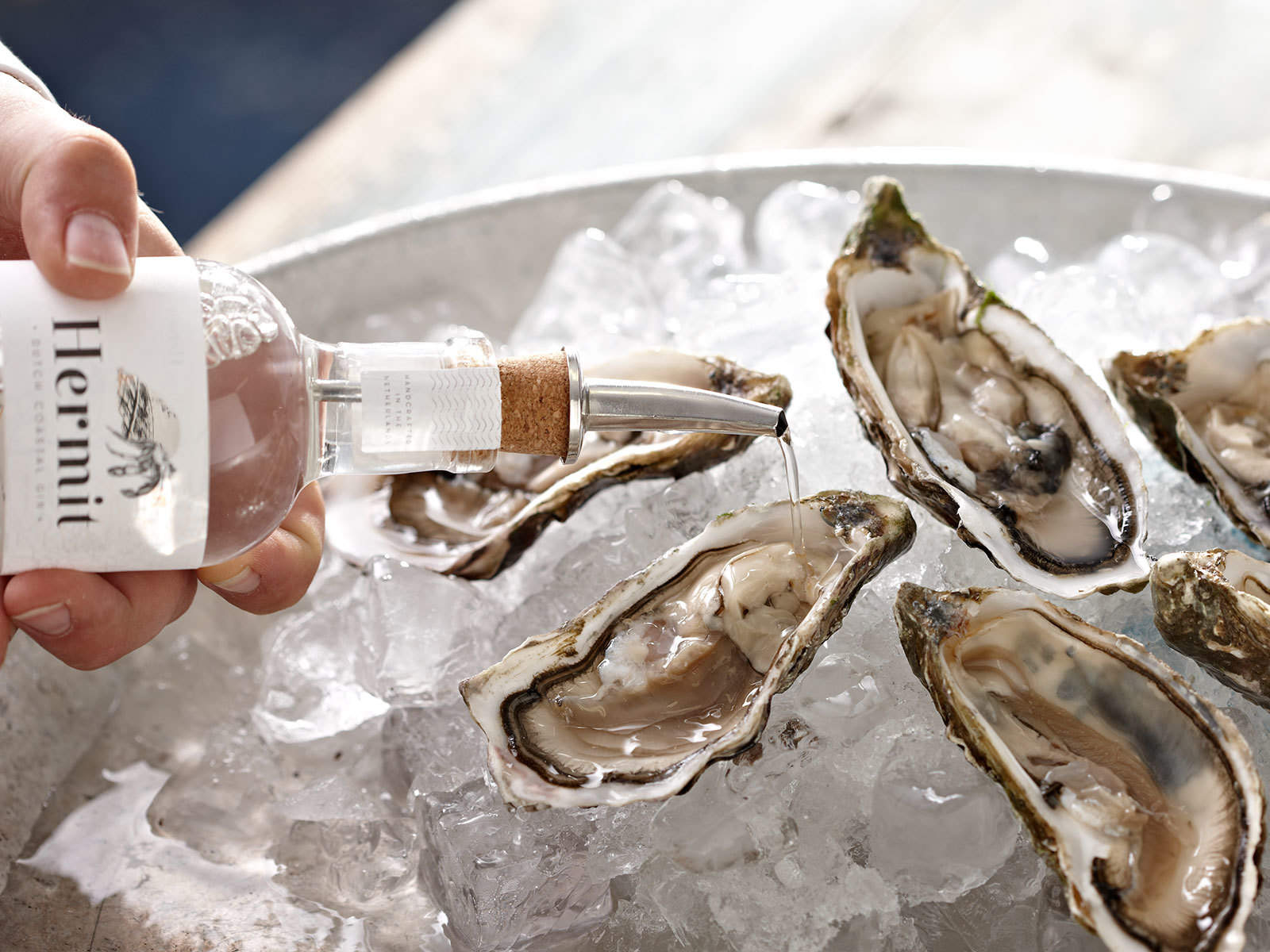 Hermit & Oysters